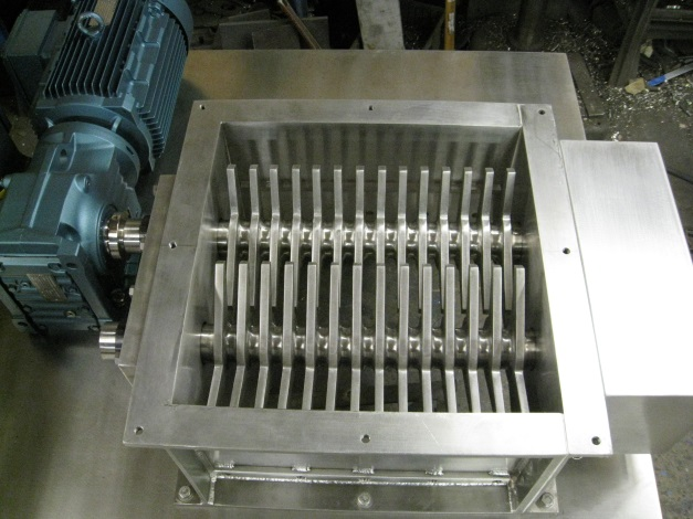 Industrial Machines that Help Reduce Material Volume
